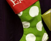 Fun Personalized Stockings with Free Shipping!