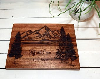 Cutting Board, Personalized Cutting Board, Personalized Gift, Christmas Gift, Wedding Gift, House Warming Gift, Custom Cutting Board