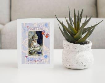 Original Art Greeting Cards-Pkg of 6 With Envelopes