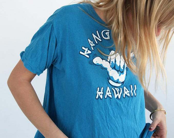 HANG LOOSE Hawaii Tee