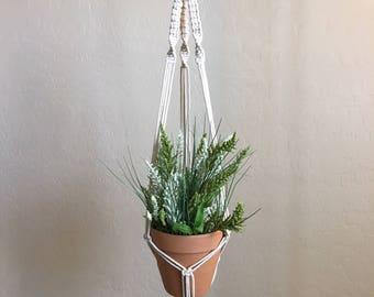 Macrame Plant Hanger |Macrame Plant Hanger|Plant Hanger