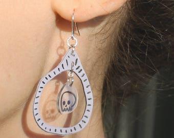 Handmade Window Earrings