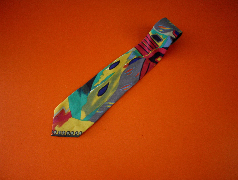 Necktie Hip Hop Fashion