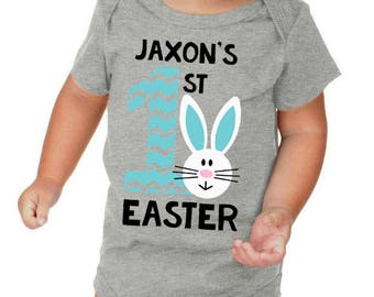 boys 1st easter, 1st easter boy, 1st easter outfit, easter outfit boy, personalized 1st easter, first easter boy,