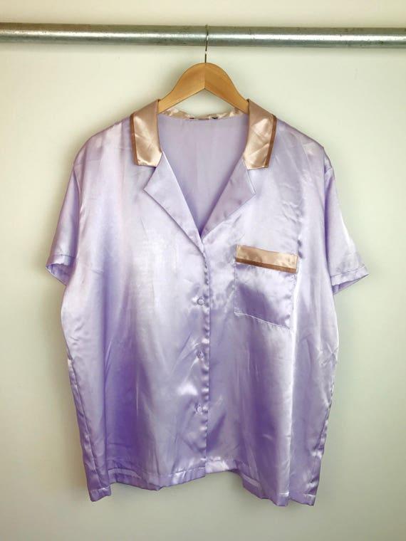 Pastel Pajama Top