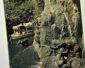 Vacationland Disneyland Magazine Fall 1963