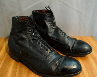 Shoes Boots men FFI WW2 1940