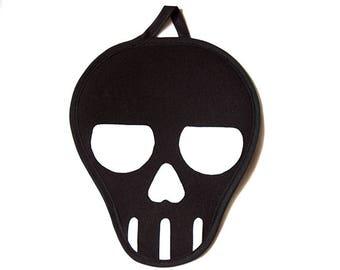 Skull Shaped Pot Holder