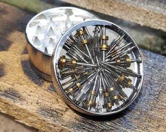 Steampunk Herb Grinder -  Game of Thrones Inspired...