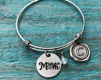 Volleyball Gift, Volleyball mom, Volleyball Jewelry,  Volleyball Bracelet, Volleyball Girl, Sports, Volleyball Team, Gifts, Keepsake