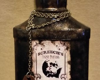 Ghoulaid Glass Bottle