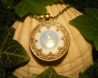 Incantation of Light - fantastic handmade Amulet - fantastic handmade Amulet