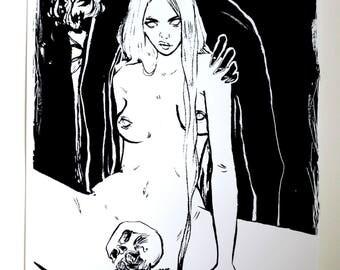 POSSESSION | Art Print