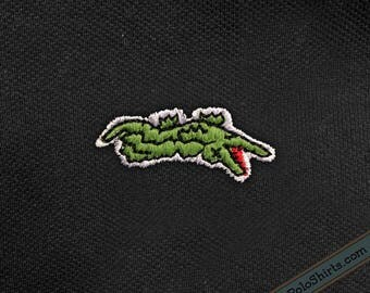 Dead Gator - Lacoste Parody - Funny Polo Shirt