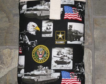 United States Army Diaper Clutch