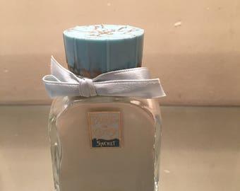 Vintage Perfume Bottle Coty PARIS Sachet 1940's Bottle Never Open