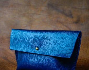 The Wedding Clutch / leather handbag / leather bag