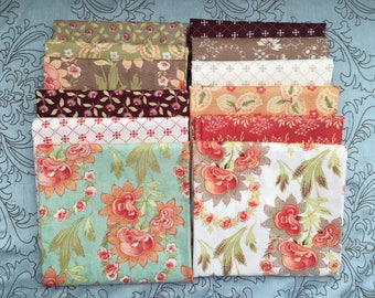 Tapestry by Fig Tree Quilts - 12 Fat Quarter Bundle