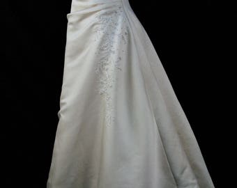 Maggie Sottero Ivory Wedding dress size 12