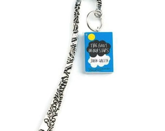 The Fault in our Stars Book Novel Bookmark
