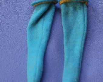 Mod Barbie Hard to Find See-Worthy Knee Socks, EXC