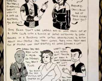 PunkPuns original artwork - Page 12
