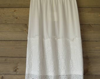 Soft Lace Slip Extender (Small-Large)