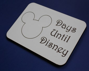 Disney Inspired 5x7 Magnetic Dry Erase Boards