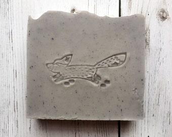 Lavender & Green Tea - handmade cold process soap
