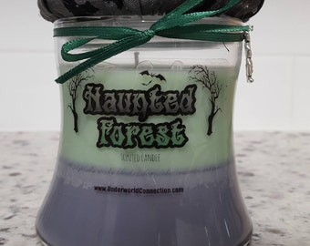 Haunted forest | Etsy