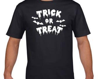 Trick or Treat Halloween Tee Shirt