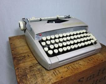 Tower Citation 88 Working Typewriter & Case (by Smith-Corona)