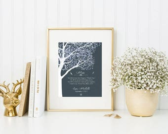 Mother Of The Bride Gift Mother Daughter Wedding Gift Poem Daughter Mother Daughter Mother Wedding Poem Personalized Wedding Gifts - 49877B