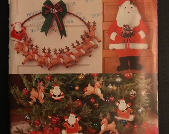 Butterick 5016 - Santa Christmas Accessories by Wendy Everett
