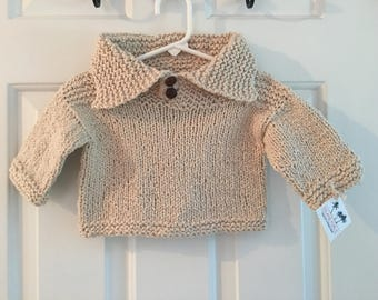 Bulky Baby Sweater