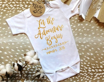 Baby Announcement Pregnancy Etsy