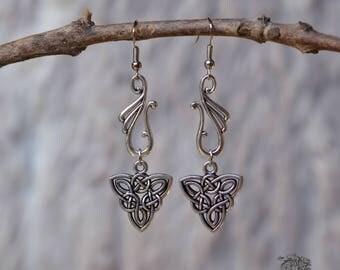 """Earrings """"Elven Mystery"""""""