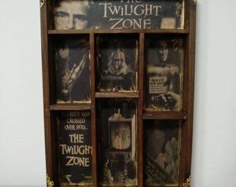 Twilight Zone Cabinet of curiosities