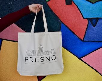 Large Fresno Tote Bag