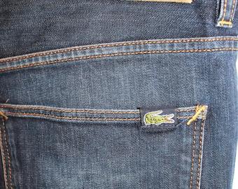 Lacoste Blue Jeans