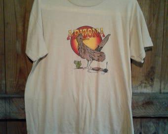 Vintage Arizona Shirt size medium WORN SOFT