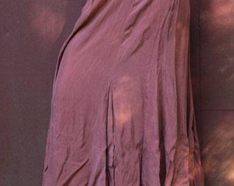 Vintage Sue Wong Long Skirt