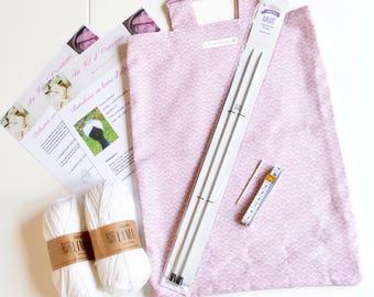 Beginner Knitting kit
