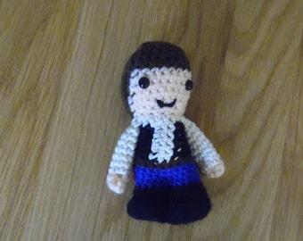 Star Wars crochet Luke Skywalker