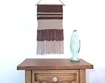 Reno Crochet Tapestry III
