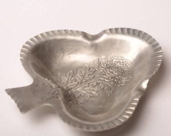 Cover & Chrysanthemum Trade Continental Ash Tray Trinket Dish