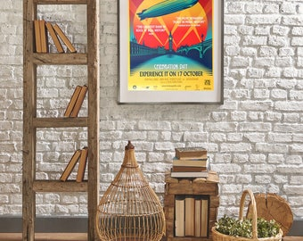 Led Zeppelin Band Mothership Poster