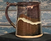 Stoneware Pottery Coffee Tea Mug/Stein