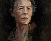 The Walking Dead Carol Ar...
