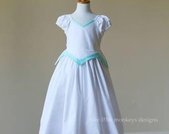 Ariel Dress Etsy